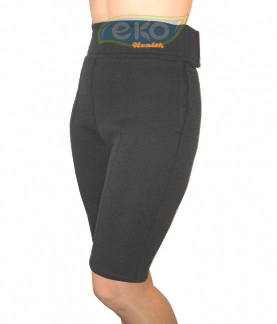 Фото - Бриджи с эффектом сауны для похудения (женские)