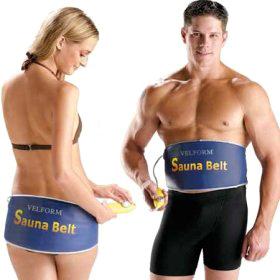 Фото - Пояс с термоэффектом «Sauna Belt»