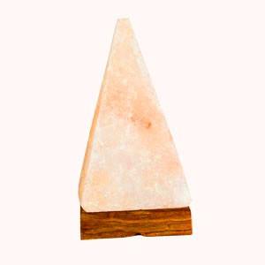 Фото - Соляная лампа Пирамида