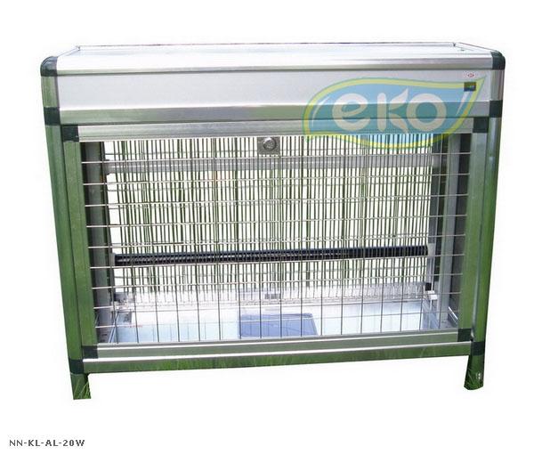 Фото - Уничтожитель насекомых и комаров Aluminum Outdoor Insect Killer PL-AL-20W