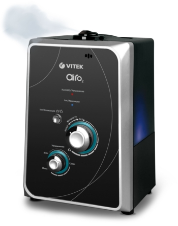 Фото - Увлажнитель-ионизатор воздуха Vitek VT-1761