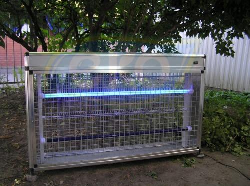 Фото - Уничтожитель насекомых и комаров Aluminum Outdoor Insect Killer KL-007/80W