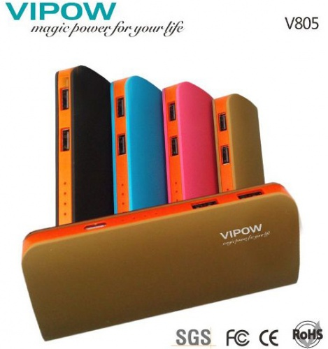 Фото - Power Bank Vipow V805