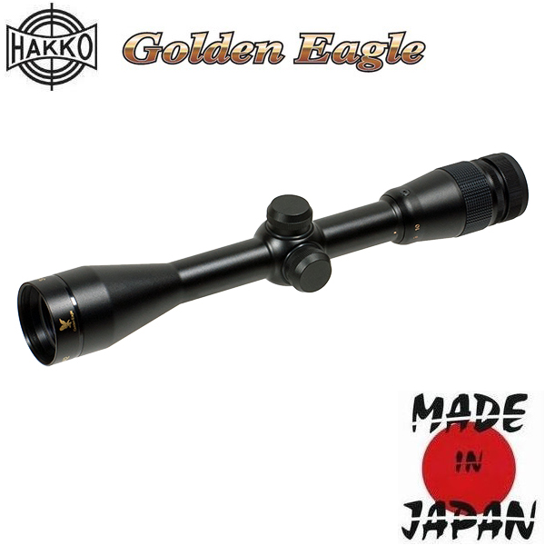Фото - Hakko (Japan) Прицел оптический Hakko Golden Eagle 3.5-10X42 (Duplex)