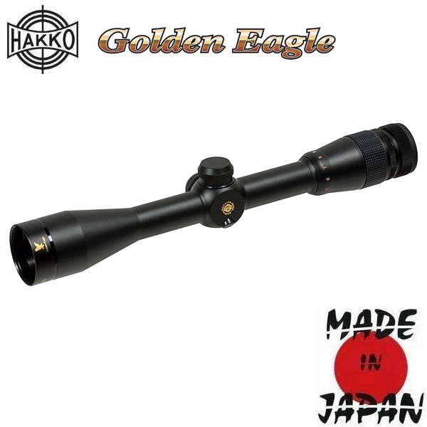 Фото - Hakko (Japan) Прицел оптический Hakko Golden Eagle 3-9X40 (Duplex)