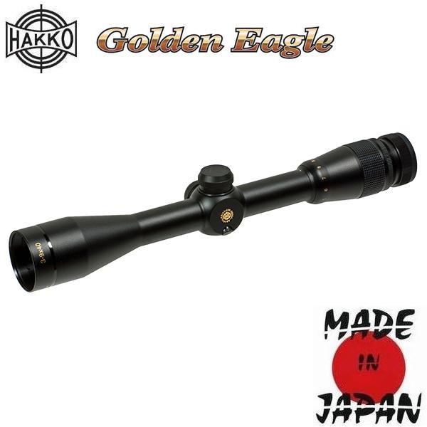 Фото - Hakko (Japan) Прицел оптический Hakko Golden Eagle 3-9X40 (4A)