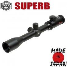 Прицел оптический Hakko Superb 30 2.5-10x42 (4A IR Dot Red)