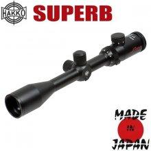 Прицел оптический Hakko Superb 2.5-10X42 (4A IR Cross Red)