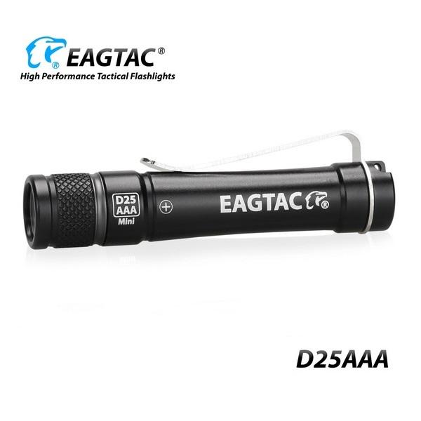 Фото - EagleTac (USA) Фонарь Eagletac D25AAA XP-G2 S2 (450/145 Lm) Gray