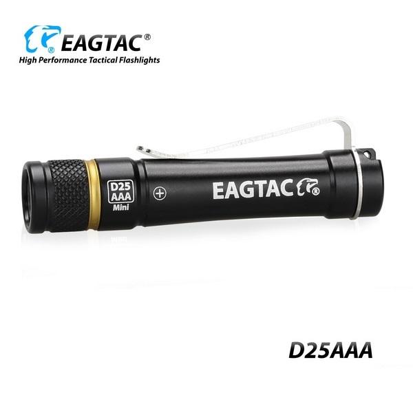 Фото - EagleTac (USA) Фонарь Eagletac D25AAA XP-G2 S2 (450/145 Lm) Yellow
