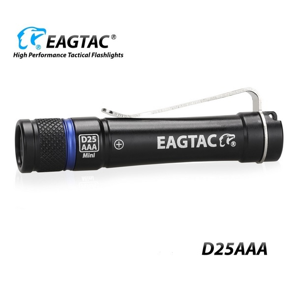 Фото - EagleTac (USA) Фонарь Eagletac D25AAA XP-G2 S2 (450/145 Lm) Blue