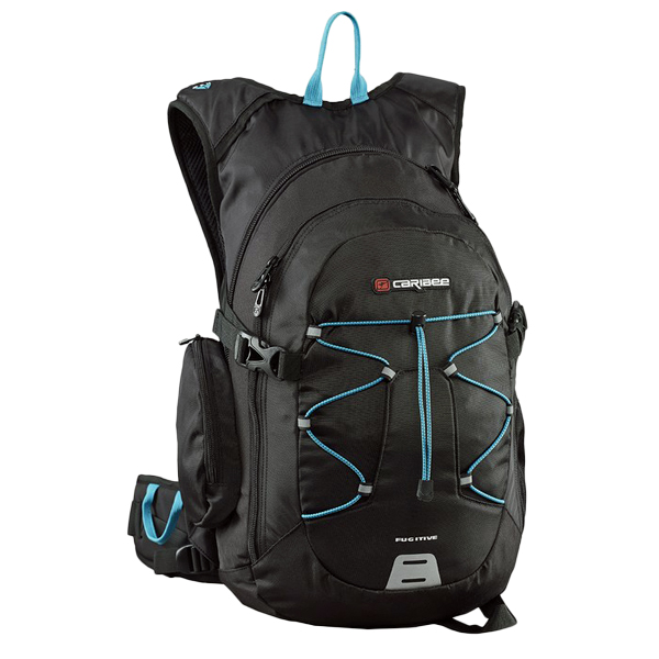 Фото - Caribee (Australia) Рюкзак Caribee Fugitive 35 Black/Aquarius Blue