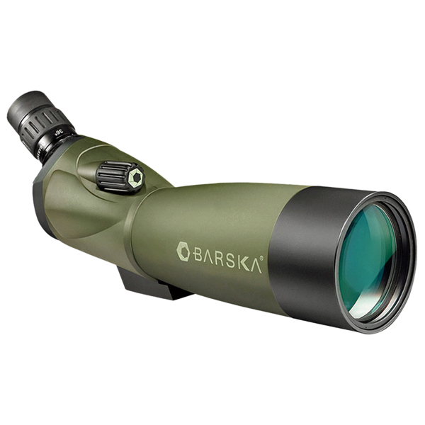 Фото - Barska (USA) Подзорная труба Barska Blackhawk 20-60x60/45 WP