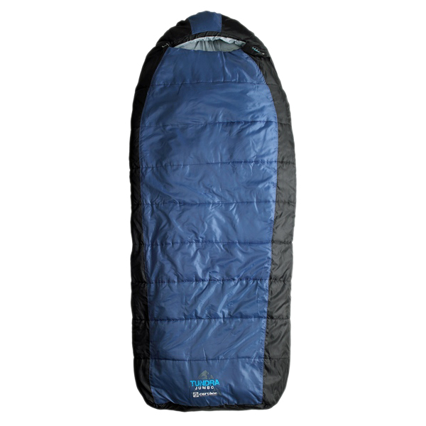 Фото - спальный мешок Caribee (Australia) Спальный мешок Caribee Tundra Jumbo / -10°C Steel Blue (Right)