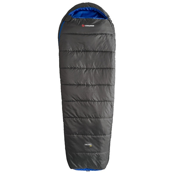 Фото - спальный мешок Caribee (Australia) Спальный мешок Caribee Nordic Compact 1300 / 0°C Graphite/Blue (Right)