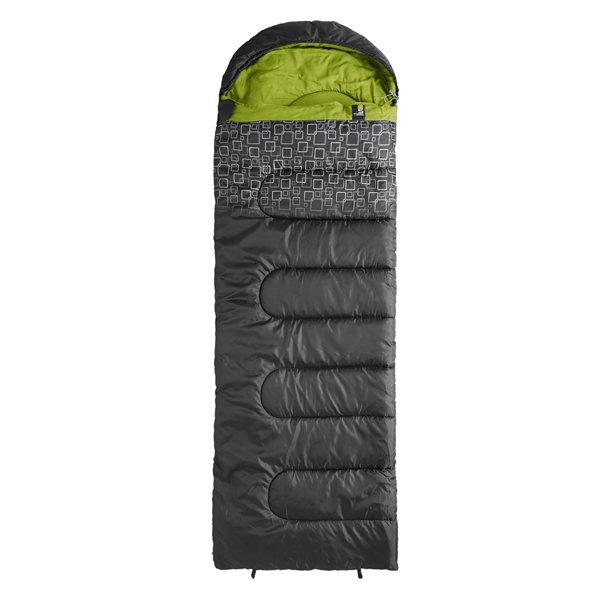 Фото - спальный мешок Caribee (Australia) Спальный мешок Caribee Moonshine / -5°C Charcoal/Green (Right)