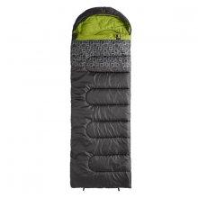 Спальный мешок Caribee Moonshine / -5°C Charcoal/Green (Right)