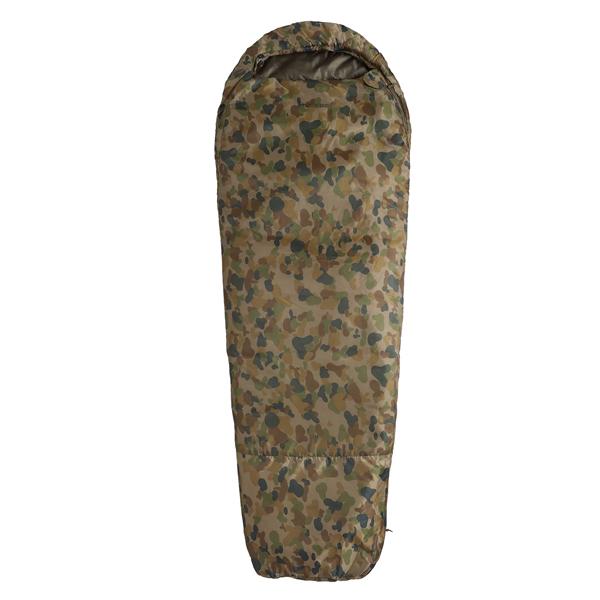 Фото - спальный мешок Caribee (Australia) Спальный мешок Caribee Deploy 1300 / 0°C Auscam (Right)