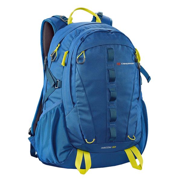 Фото - Caribee (Australia) Рюкзак Caribee Recon 32 Sirius Blue/Hyper Yellow
