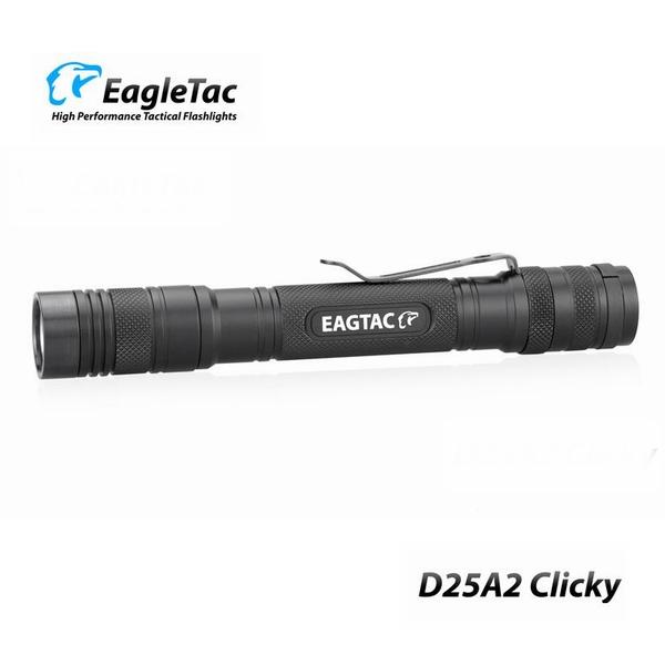 Фото - EagleTac (USA) Фонарь Eagletac D25A2 XM-L2 U2 (453 Lm)