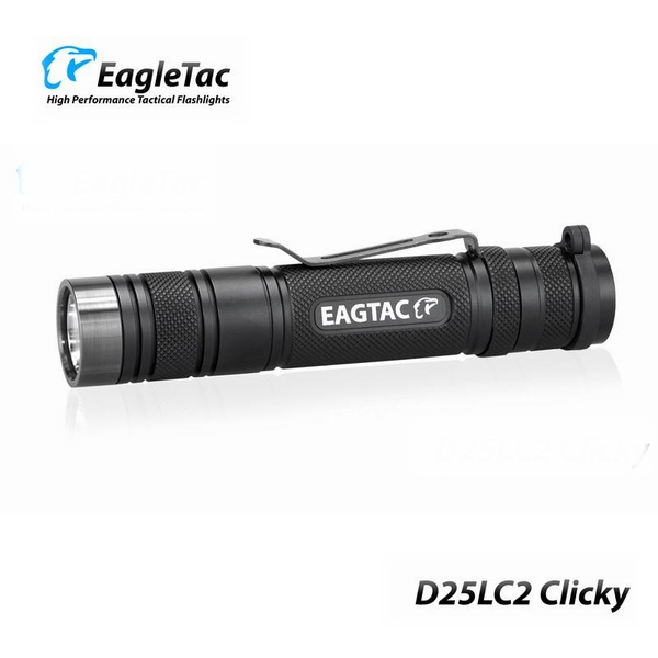 Фото - EagleTac (USA) Фонарь Eagletac D25LC2 XM-L2 U2 (850 Lm)