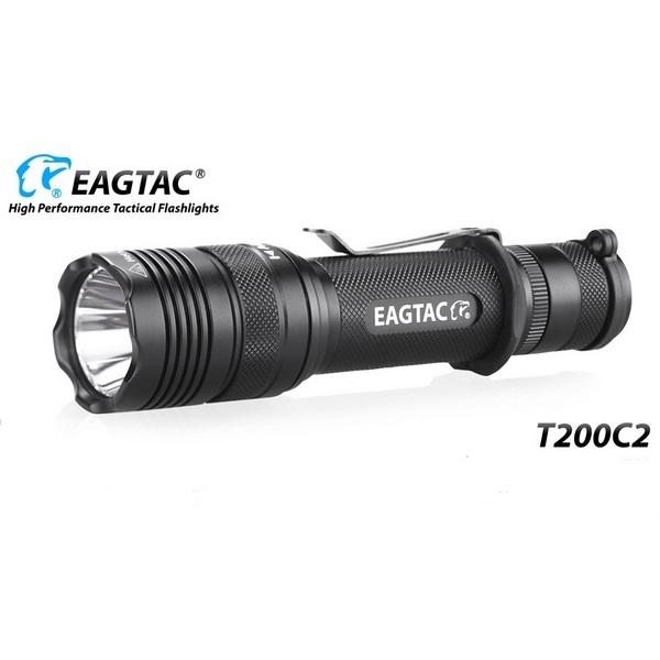 Фото - EagleTac (USA) Фонарь Eagletac T200C2 XM-L2 U2 (1116 Lm) Kit