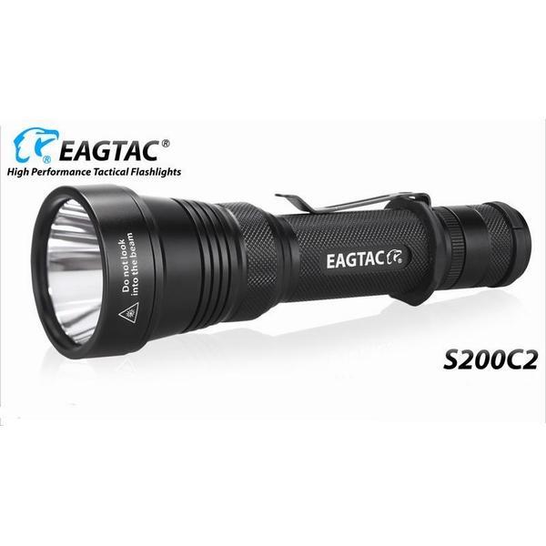 Фото - EagleTac (USA) Фонарь Eagletac S200C2 XM-L2 U2 (1116 Lm)