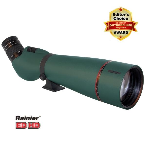 Фото - Alpen optics (USA) Подзорная труба Alpen Rainier 25-75x86/45 ED HD Waterproof
