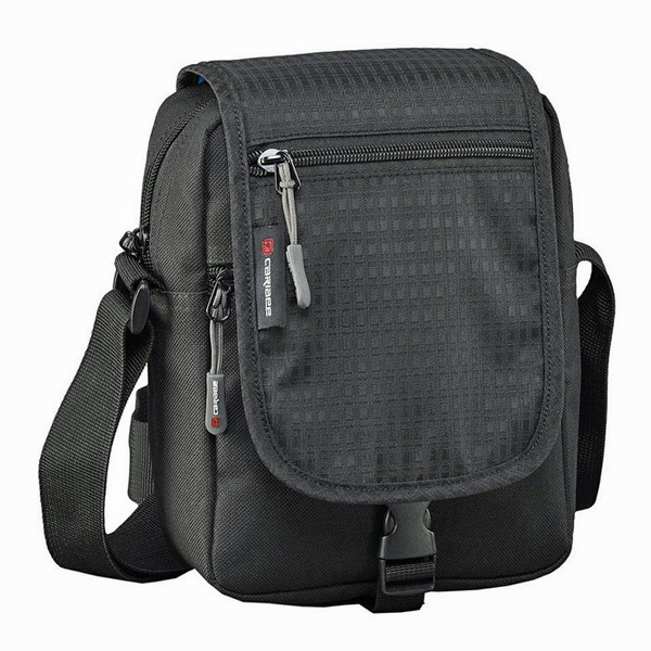 Фото - Caribee (Australia) Сумка Caribee Metro Shoulder Black