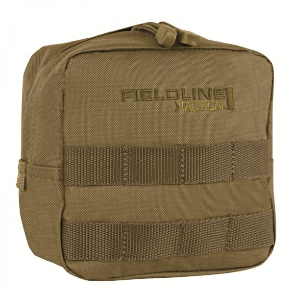 Фото - Fieldline (USA) Подсумок Fieldline Tactical OPS Slide Lock Pouch (Coyote)