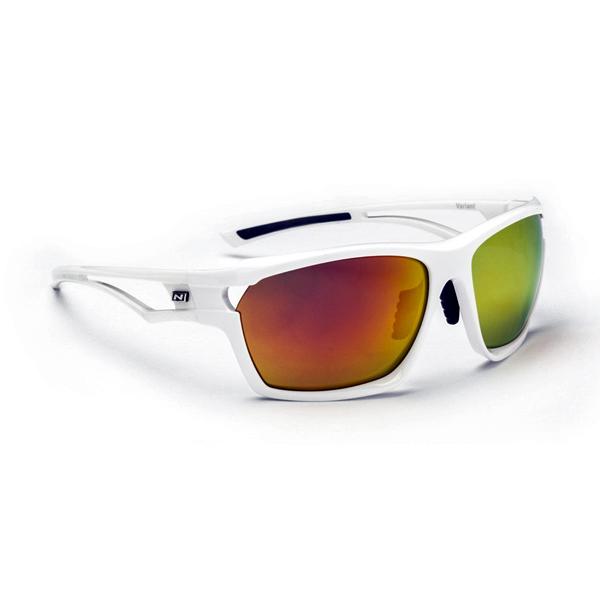Фото - Optic Nerve (USA) Очки солнцезащитные Optic Nerve Variant Shiny White - (IC Deuce)