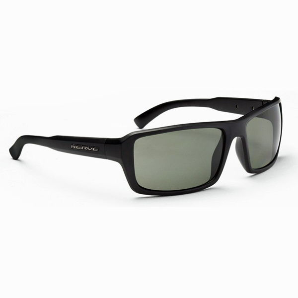 Фото - Optic Nerve (USA) Очки солнцезащитные Optic Nerve Mukai Matte Black (Polarized Smoke)