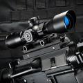 Фото - Barska (USA) Прицел оптический Barska Contour 4x32 (Mil Dot IR)