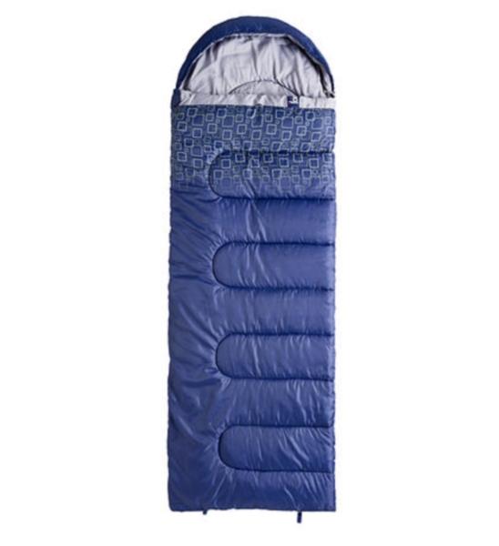 Фото - спальный мешок Caribee (Australia) Спальный мешок Caribee Moonshine / -5°C Steel Blue (Left)