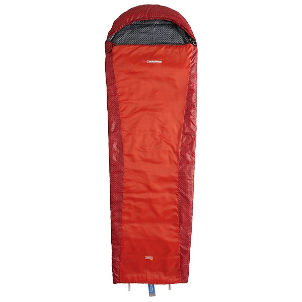 Фото - спальный мешок Caribee (Australia) Спальный мешок Caribee Plasma Extreme Spicy / +3°C Red (Left)