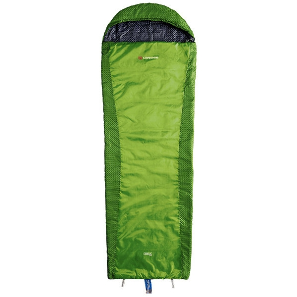 Фото - спальный мешок Caribee (Australia) Спальный мешок Caribee Plasma Lite Leaf / +7°C Green (Left)