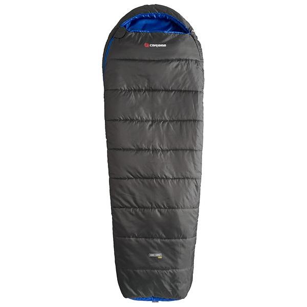 Фото - спальный мешок Caribee (Australia) Спальный мешок Caribee Nordic Compact 1300 / 0°C Graphite/Blue (Left)