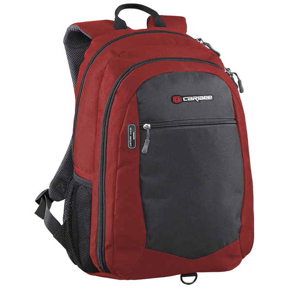 Фото - Caribee (Australia) Рюкзак Caribee Data Pack 30 Red/Charcoal