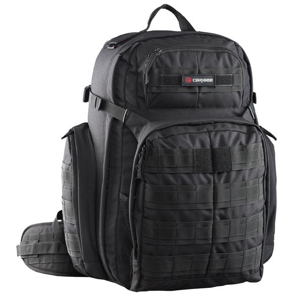 Фото - Caribee (Australia) Рюкзак Caribee Ops pack 50 Black
