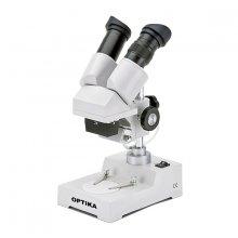 Микроскоп Optika S-20-L 20x Bino Stereo