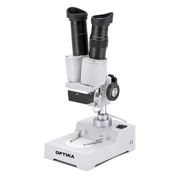 Фото - микроскоп Optika (Italy) Микроскоп Optika S-10-L 20x Bino Stereo