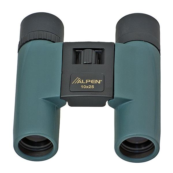 Фото - Alpen optics (USA) Бинокль Alpen Sport II 10x25 Green