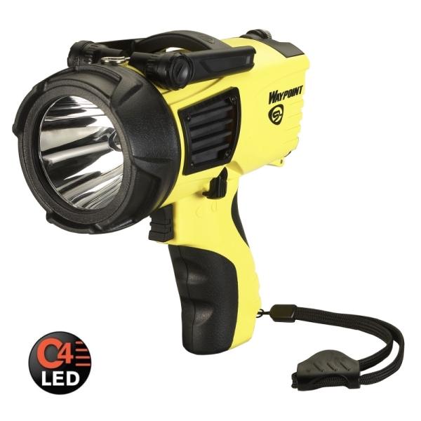 Фото - Streamlight (USA) Фонарь Streamlight Waypoint 12V DC power cord Yellow