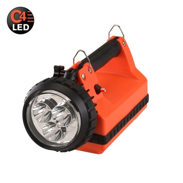Фото - Streamlight (USA) Фонарь Streamlight E-Spot FireBox Standard System Orange