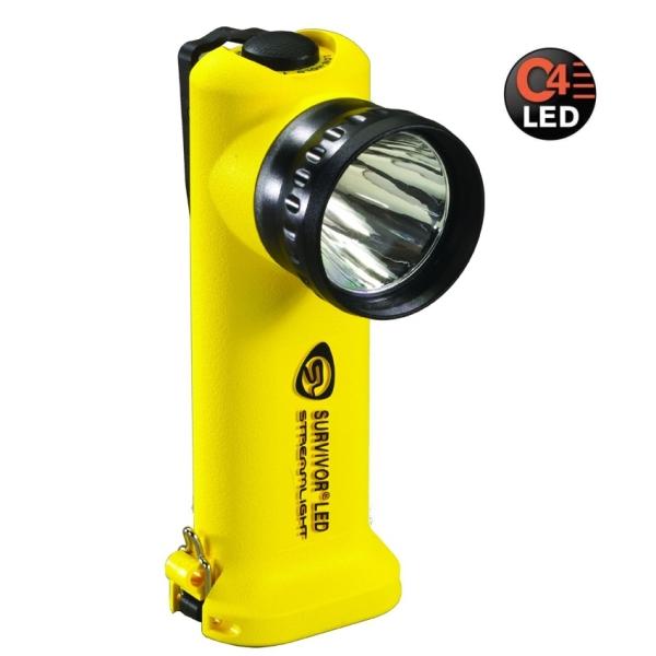Фото - Streamlight (USA) Фонарь Streamlight Survivor LED Yellow