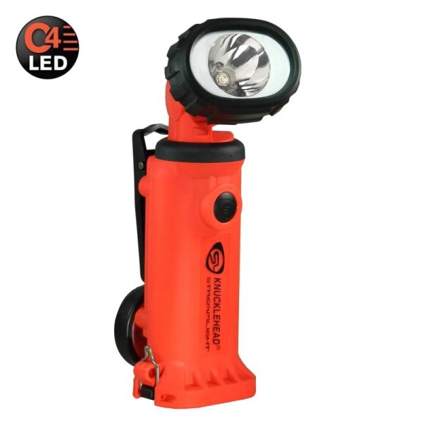 Фото - Streamlight (USA) Фонарь Streamlight Knucklehead Spot Orange