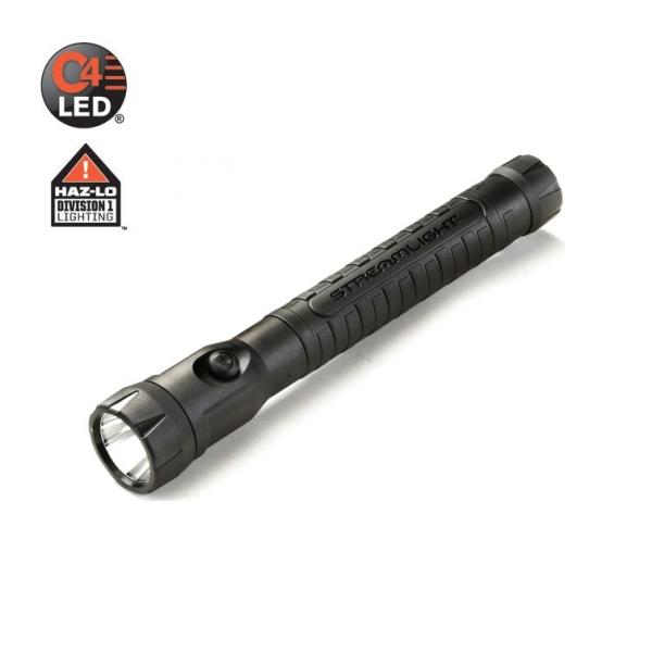 Фото - Streamlight (USA) Фонарь Streamlight PolyStinger LED HAZ-LO Black