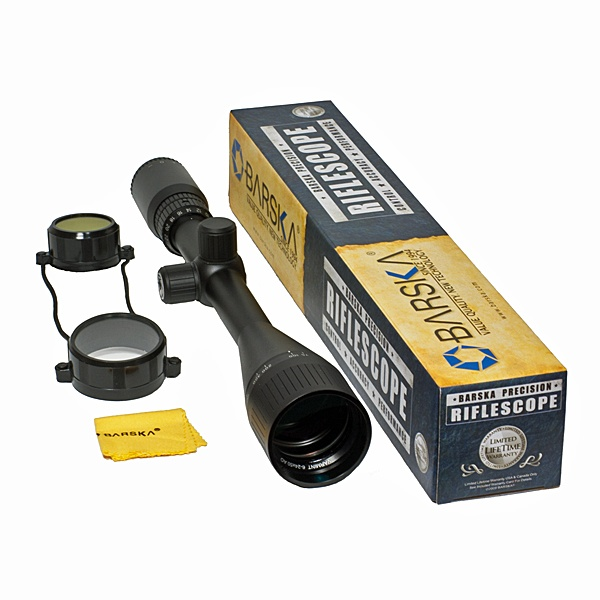 Фото - Barska (USA) Прицел оптический Barska Varmint 10-40x50 AO (Mil-Dot)