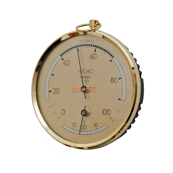 Фото - Moller (Germany) Термометр-гигрометр Moller 302602