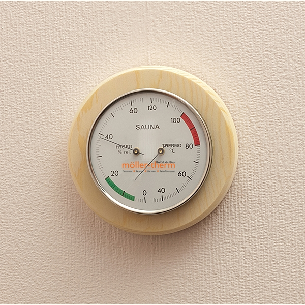 Фото - Moller (Germany) Термометр-гигрометр Moller 705103